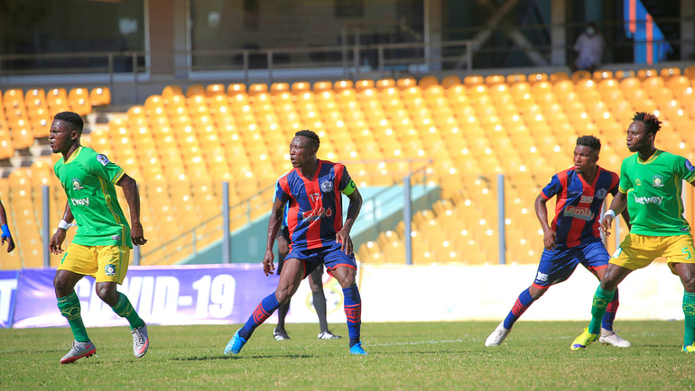 """Francis Addo: """"We have to be happy with the performance and the vibes the team is producing at the moment."""""""
