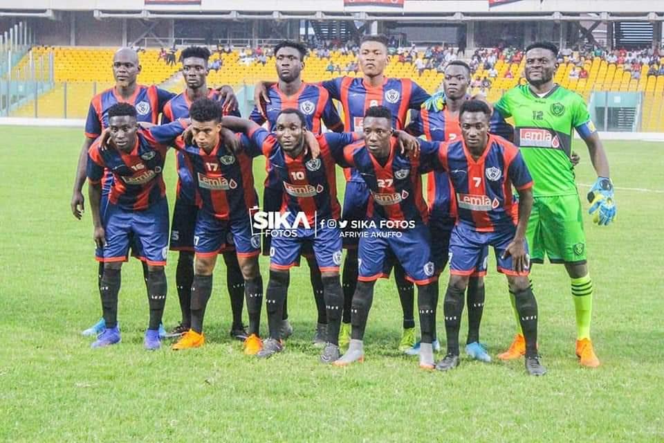 Goalless Match Against Ashanti Gold Sporting Club