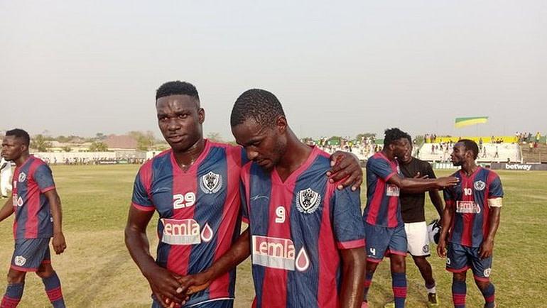 Legon Cities Football Club News Update Win Over Bechem United