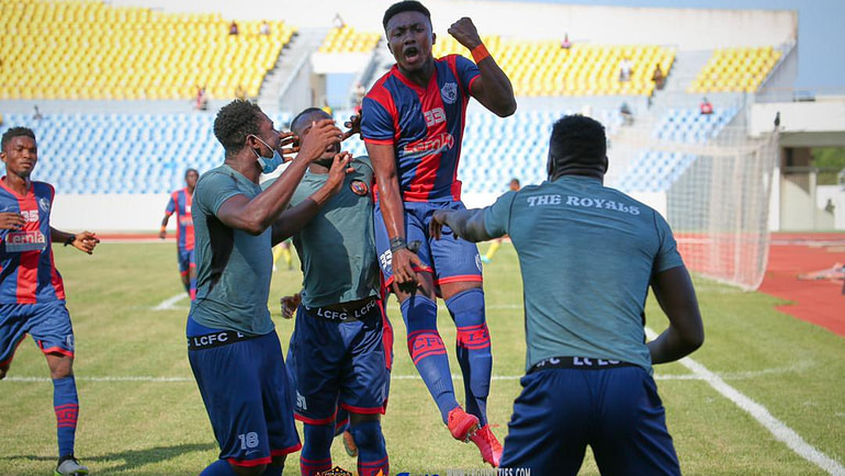 Richmond Antwi shares his expectations ahead of the game against Liberty Professionals.