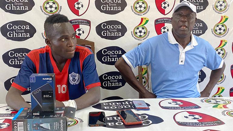 Bashir Hayford and Jonah Attuquaye post match words after WAFA defeat.