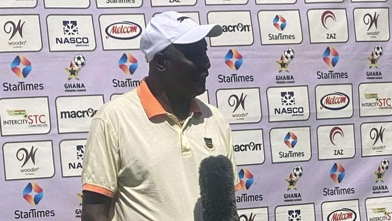 Bashir Hayford shared his expectations on the victory in Obuasi today.